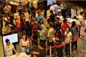 Hello Kitty Rayakan Ultah ke-40 di Jakarta