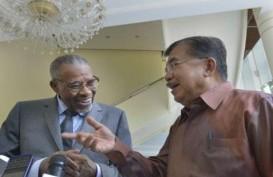 Buka Cabang di Jakarta, Presiden IDB Temui Wapres Jusuf Kalla
