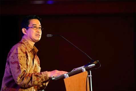 Ketua Umum Ikatan Bankir Indonesia (IBI) Zulkifli Zaini  - Bisnis.com