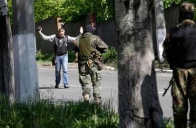 Pemimpin Separatis Dilantik, Ukraina Tak Akui