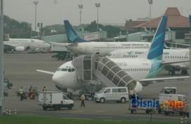 Garuda Raih Tingkat Isian 90% Selama APEC di China