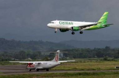 Buka Rute Penerbangan, Citilink Mengaku Dukung Pariwisata Palangka Raya