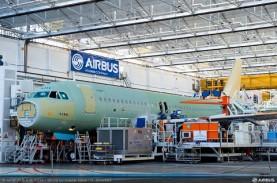 Airbus akan Serahkan A320neo ke Lion Air