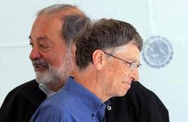ORANG TERKAYA DUNIA: Bill Gates Nomor 1 & 268 Miliarder Baru