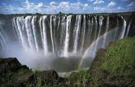 PARIWISATA: Temui JK, Zimbabwe Ingin Jadikan Victoria Falls Seperti Bali