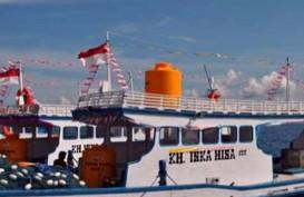 253 Kapal Nelayan Asing ditangkap di Pontianak