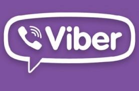Viber: Nomor Dua di Dunia Setelah Whats App, Tertinggal…