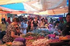 KEMENTERIAN PERDAGANGAN: Pasar Tertib Ukur Baru 1,99%