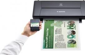 Canon Rilis Printer Wi-Fi Pixma iP110