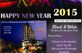 Rayakan Malam Tahun Baru di Marbella Suites Bandung