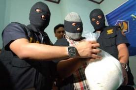 KPPBC Dumai Gagalkan Penyelundupan 1 Kg Sabu-sabu