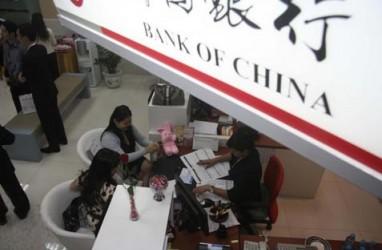 Laba Bank Of China Limited Naik 63,79%