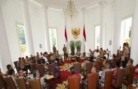 Penuhi Permintaan Gubernur, Jokowi Tambah 19 Bendungan Baru