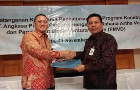 Bahana Arta Ventura dan PT Angkasa Pura II Salurkan PKBL Rp17,5 Miliar