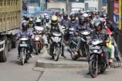 Kurir Dikecualikan Dalam Larangan Sepeda Motor DKI