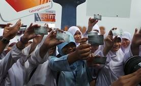 Tahun Depan, Besaran Nilai Kartu Jakarta Pintar Akan…
