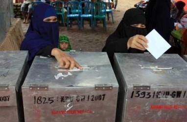 PEMILU 2014: Partisipasi Lansia & Penyandang Cacat Capai 53,7% di Jabar