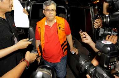 Tahanan KPK Rame-rame Ajukan Surat Protes, Kenapa?