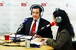 Pemimpin Redaksi Media Dari Indonesia Datangi Radio Taiwan