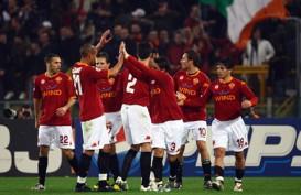 AS Roma Vs Inter Milan, Skor Akhir 4-2