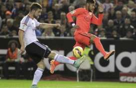 Sergio Busquet Bawa Barcelona Raih 3 Poin Saat Hadapi Valencia