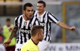 HASIL LIGA ITALIA (30 November-1 Desember 2014): Juventus Menangi Derbi, AS Roma Libas Inter Milan 4-2