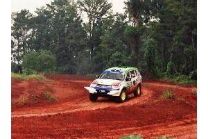 Mitsubishi Pajero Sport Antar Rifat Sungkar Juarai Speed Offroad 2014