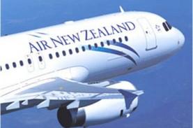 Air New Zealand Maskapai Terbaik Dunia