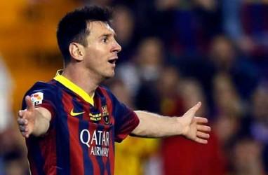 Banding Kartu Kuning Messi Ditolak
