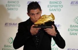 LIGA SPANYOL: Ronaldo Unggul, Ini Daftar Pencetak Gol Terbanyak