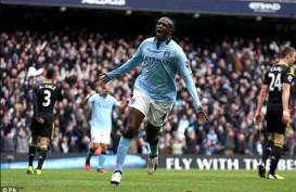 HASIL LIGA INGGRIS (6/7 Desember 2014): Chelsea dan Arsenal Kalah, Manchester City Menang Gol Penalti