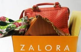 The Zalora Shop Layani Konsumen di Jakarta