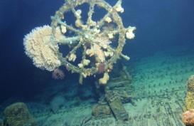 Robot Asal Amerika Serikat Temukan Puing Kapal Misterius di Hawaii
