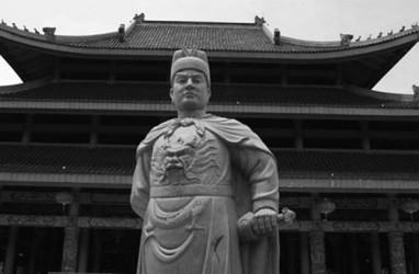 Busana Mewah Zaman Dinasti Ming Ditemukan di Pemakaman