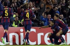 LIGA CHAMPIONS: Barcelona vs Paris St Germain, Skor…
