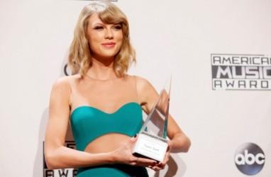 Taylor Swift Berada di Puncak Billboard 200 Selama Lima Pekan