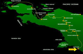 WAPRES JK: Pemerintah Subsidi Papua Rp17 Triliun/Tahun