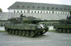 MTB Leopard 2A4, Tank Tercanggih Milik Indonesia