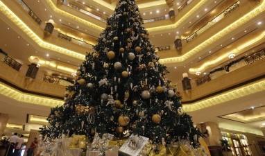 Ada Rumah Santa di Mall of Indonesia