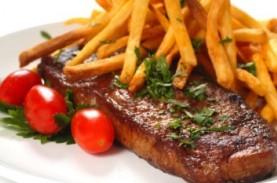 Seven to 7 Berbagi Pengalaman dan Ilmu Steak ke Pelanggan