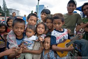 Anak Jalanan di Tangsel Berlatih Menulis Berita