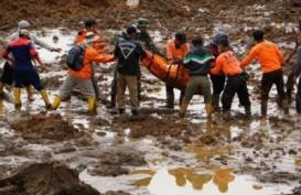 LONGSOR BANJARNEGARA: Data Sementara, 20 Orang Tewas dan 88 Hilang