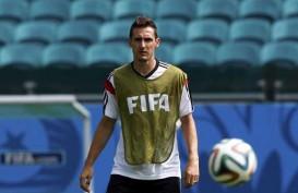 KLOSE Frustrasi, Tapi Lazio Tak Biarkan Pergi