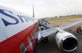 Penerbangan Sriwijaya Air di Sampit Terhadang Perizinan