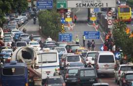 Transaksi Tunai di Gerbang Tol Semanggi 1 Dan Cengkareng 3 Bakal Dihapus