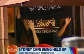 Militan ISIS Diduga Sandera Penjaga Kafe di Sydney