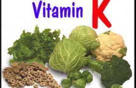 5 Tanda Anda Kekurangan Vitamin K