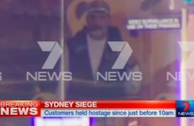 ISIS SANDERA WARGA AUSTRALIA: Ini Dia Wajah Pelaku Sandera Yang Terekam Kamera