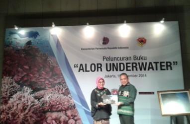 """Mengenal Alor Lewat Buku """"Alor Underwater"""""""