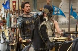 Exodus: Gods and Kings Melesat ke Puncak Box Office